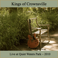 Live at Quiet Waters CD Cover