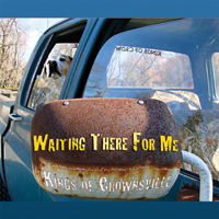 Waiting There For Me CD Cover